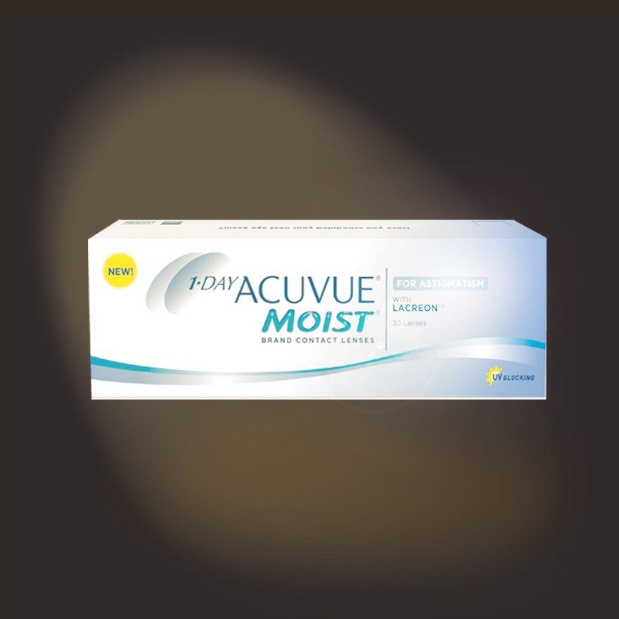 1 Day Acuvue Moist for Astigmatism zoom-image