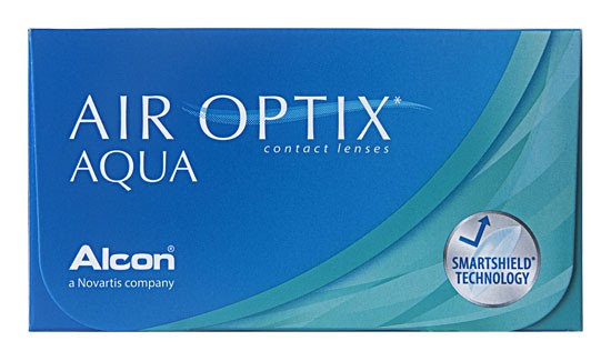 Air Optix Aqua 6er - Neues Verpackungsdesign zoom-image