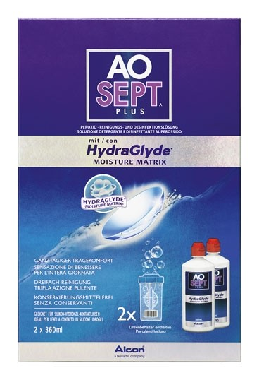 AOSEPT PLUS HydraGlyde 2x360ml zoom-image
