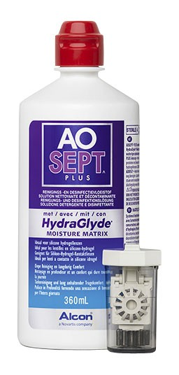 AOSEPT PLUS HydraGlyde 360ml zoom-image