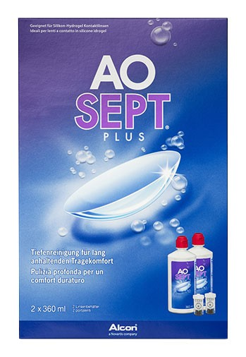 AOSEPT PLUS Vorratspack 2x360ml zoom-image