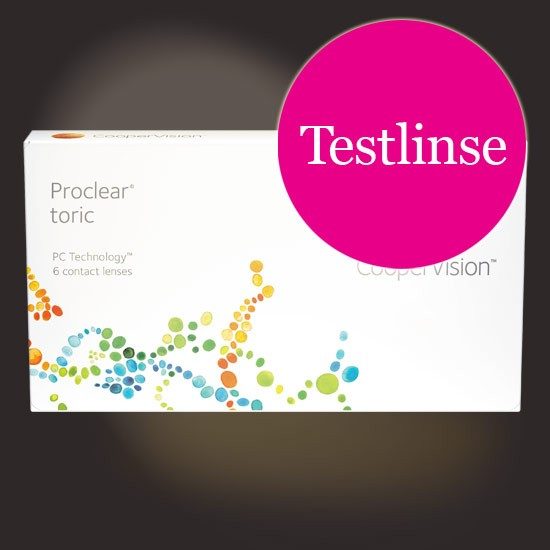 Proclear Toric Testlinse zoom-image