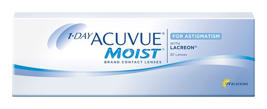 1 Day Acuvue Moist for Astigmatism 30er