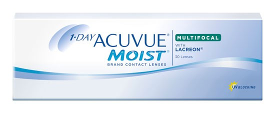 1 Day Acuvue Moist Multifocal 30er