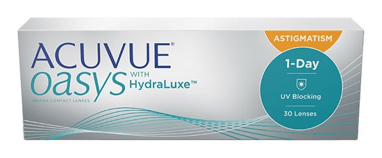 Acuvue Oasys 1-Day for Astigmatism 30er