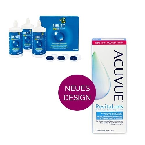 Acuvue RevitaLens 3x300ml
