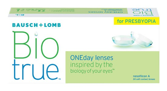 Biotrue ONEday for Presbyopia 30er