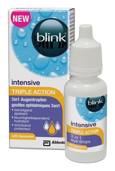 blink intensive Triple Action 3in1 10ml