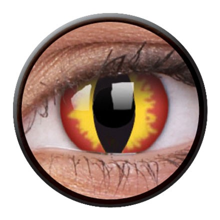 ColourVUE Funny Lens Dragon Eyes (+0,00)