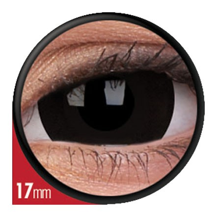 ColourVUE Mini-Sclera Black Titan (17mm)
