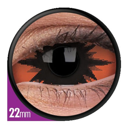 ColourVUE Sclera Omega Red (22mm)