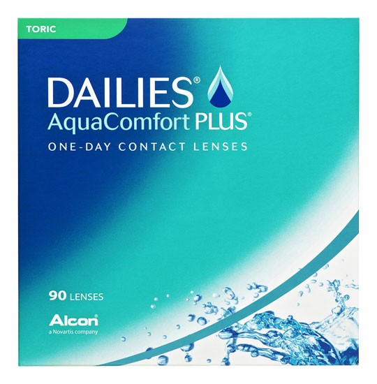 Dailies AquaComfort Plus Toric 90er
