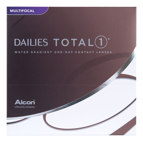 Dailies Total1 Multifocal 90er