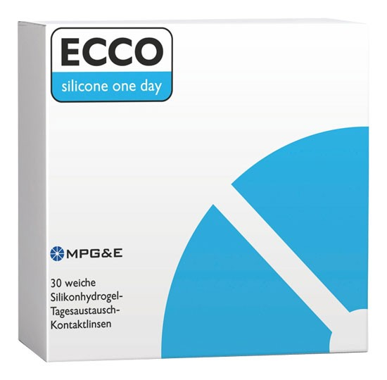 ECCO silicone One Day 30er