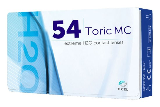 extreme H2O 54% Toric LC (low)