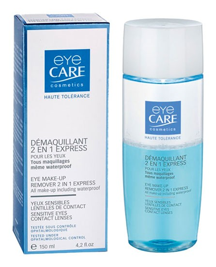 Eye Make-up Remover 2 in 1 Express