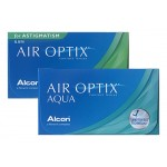 Air Optix Aqua 6er + Air Optix for Astigmatism 6er