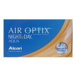 Air Optix Night & Day Aqua 3er - Neues Verpackungsdesign