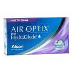 AIR OPTIX plus HydraGlyde Multifocal 3er