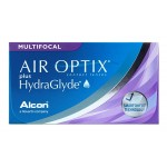 AIR OPTIX plus HydraGlyde Multifocal 6er