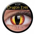 ColourVUE Funny Lens Dragon Eyes mit Stärke