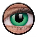 ColourVUE Funny Lens Emerald Green