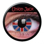 ColourVUE Funny Lens Union Jack