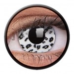 ColourVUE Funny Lens White Leopard