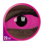 ColourVUE Sclera Raiden Pink UV (22mm)