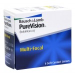 PureVision Multi-Focal 6er