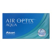 Air Optix Aqua 3er