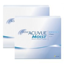 1 Day Acuvue Moist 90er + 1 Day Acuvue Moist for Astigmatism 90er