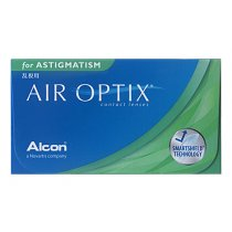 Air Optix for Astigmatism 6er - Neues Verpackungsdesign