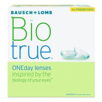 Biotrue ONEday for Presbyopia 90er