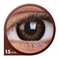 ColourVUE Big Eyes Sweet Honey 15