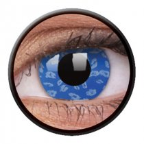 ColourVUE Funny Lens Blue Leopard
