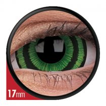 ColourVUE Mini-Sclera Green Goblin (17mm)