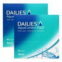 Dailies AquaComfort Plus 2x90er