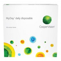 MyDay daily disposable Tageslinsen 90er