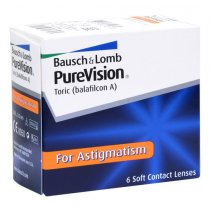PureVision Toric 6er